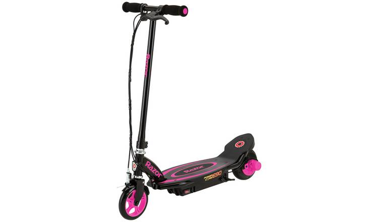 Razor Power Core E90 Electric Scooter - Pink