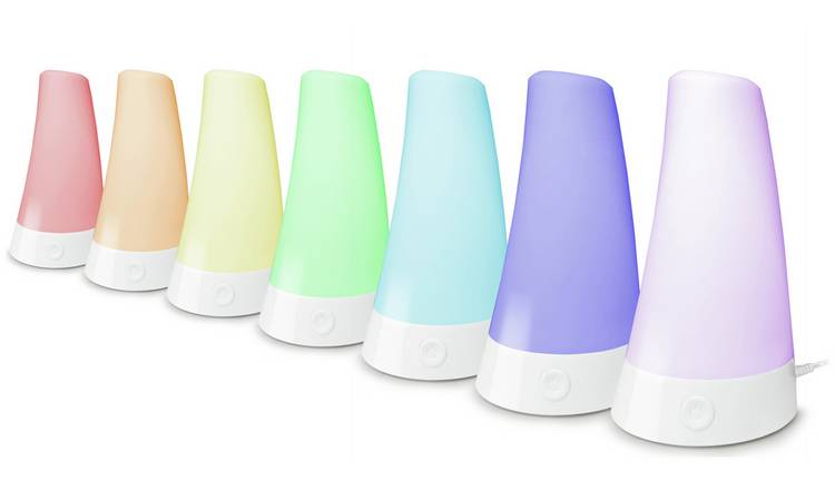 Buy Rio Aroma Diffuser, Humidifier and Night Light | Electric diffusers | Argos