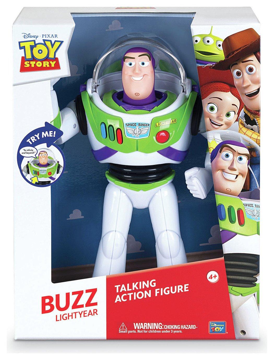 Disney Toy Story 12 Inch Talking Buzz