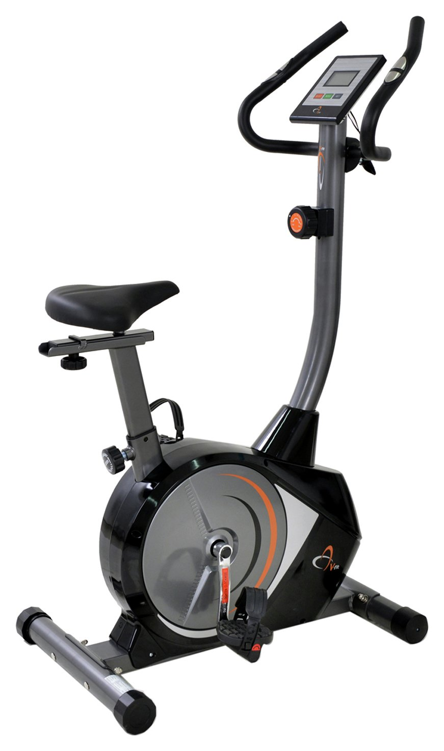 V Fit Cy090 Manual Magnetic Upright Exercise Bike Review