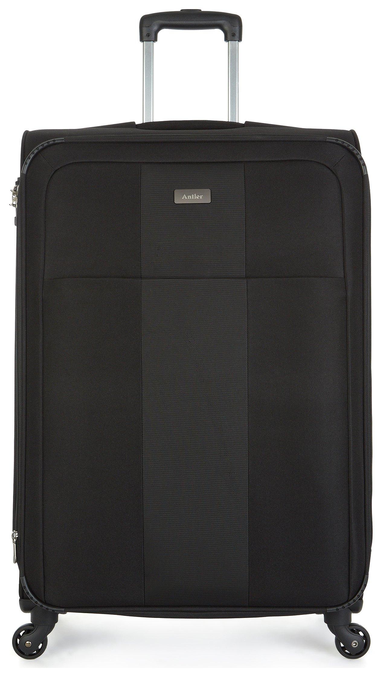 Image of Antler - Salisbury 4 Wheel Expandable Large Case - Black
