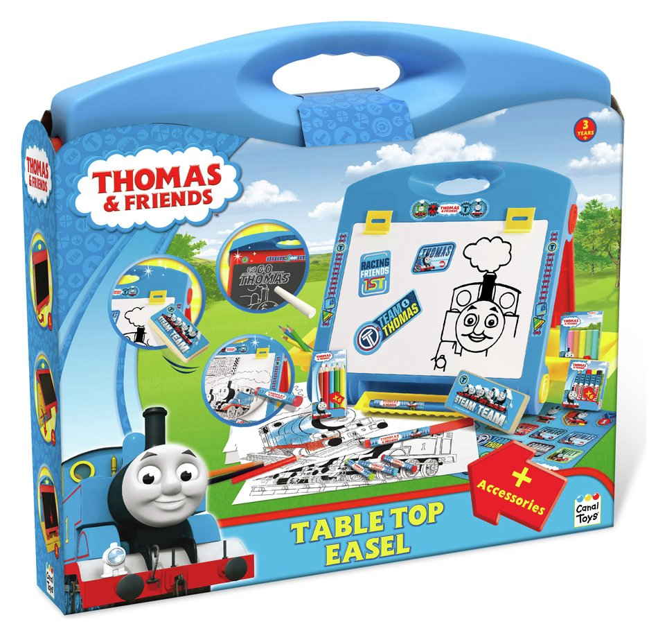Image of Thomas and Friends - Table Top Easel