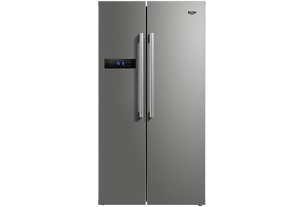 Bush CE-BCD530WE-S Frost Free Fridge Freezer - Silver