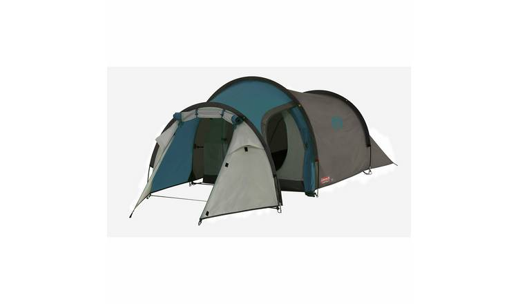 Buy Coleman Cortes 2 Man 1 Room Tunnel Camping Tent | Tents | Argos