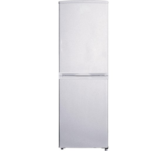 Buy Simple Value ASFF48145 Fridge Freezer - White | Fridge freezers ...
