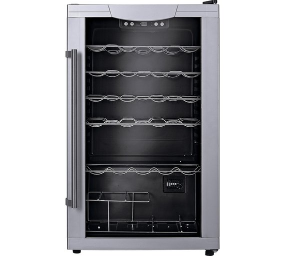 Which Wine Cooler Cool Buy Wine Cooler Silver At Argos.co.uk Your Online