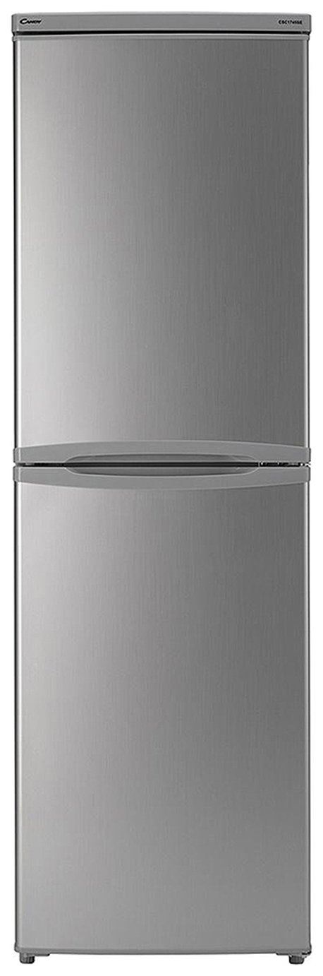 Image of Candy - CSC1745SE Tall - Fridge Freezer - Silver