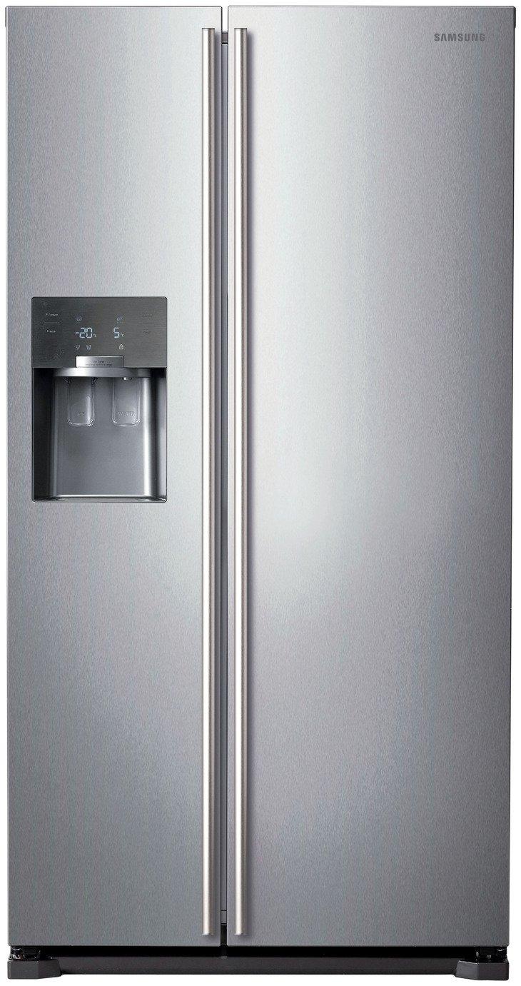 samsung fridge freezer. samsung rs7567bhcsp american fridge freezer - silver