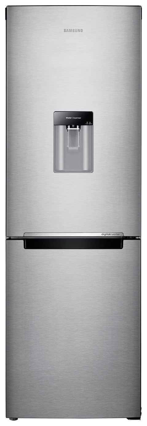 Samsung RB29FWRNDSA Frost Free Tall Fridge Freezer - Silver