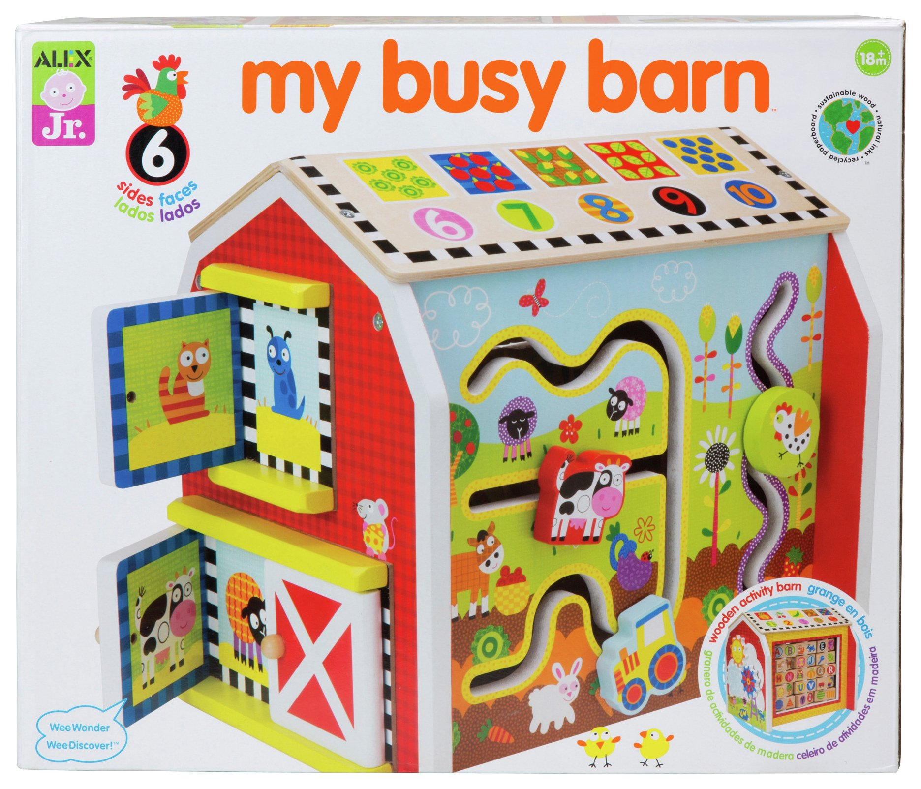 Alex Toys Busy Barn.