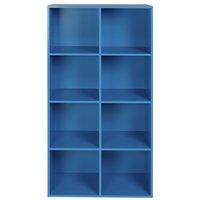 HOME Phoenix 8 Cube Storage Unit - Blue