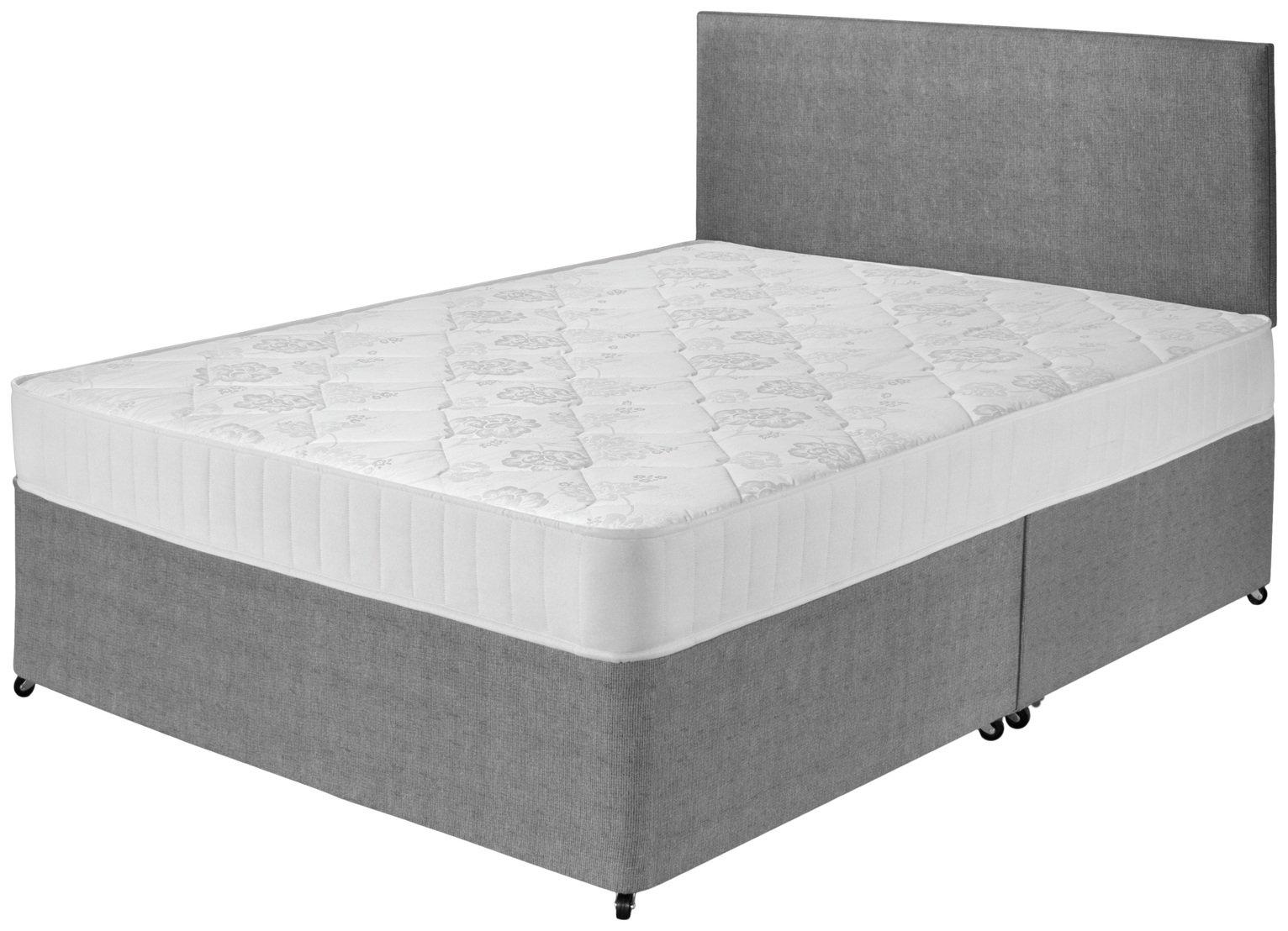 Airsprung Elmdon Comfort Divan Bed - Double