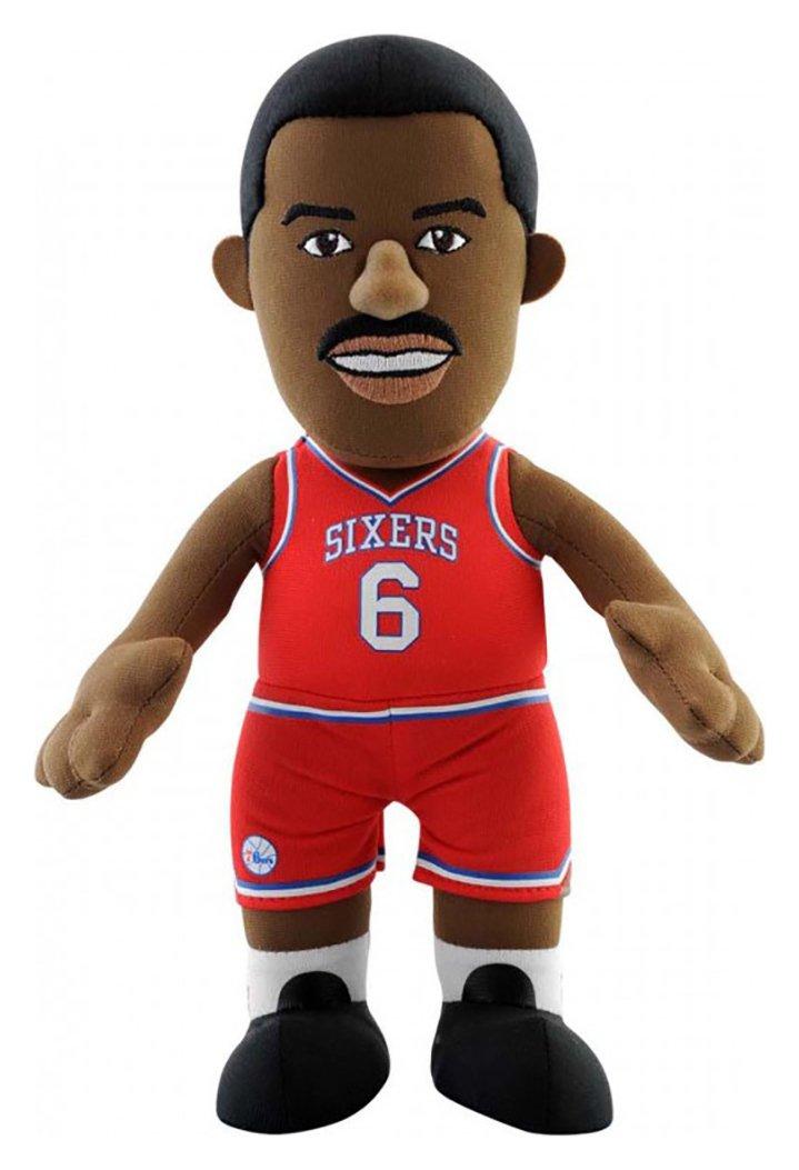 Image of Philadelphia 76ers Erving - Creature - Plush Toy