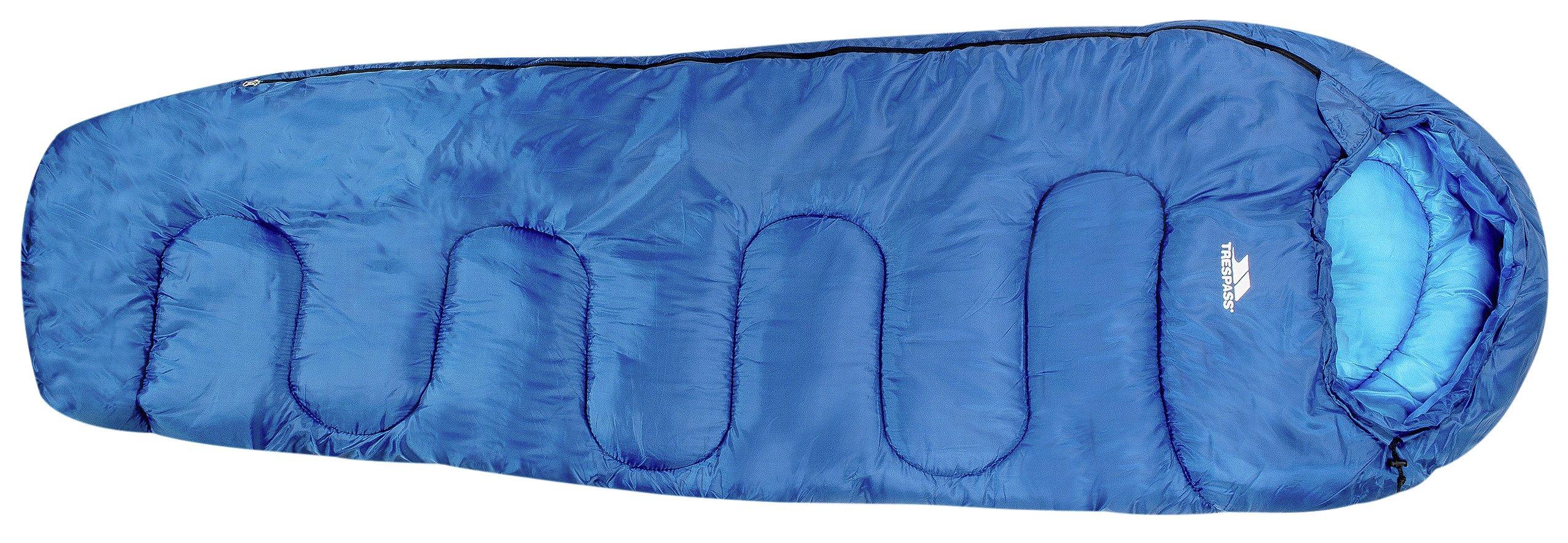 Trespass - 500GSM - Single Mummy Sleeping Bag lowest price