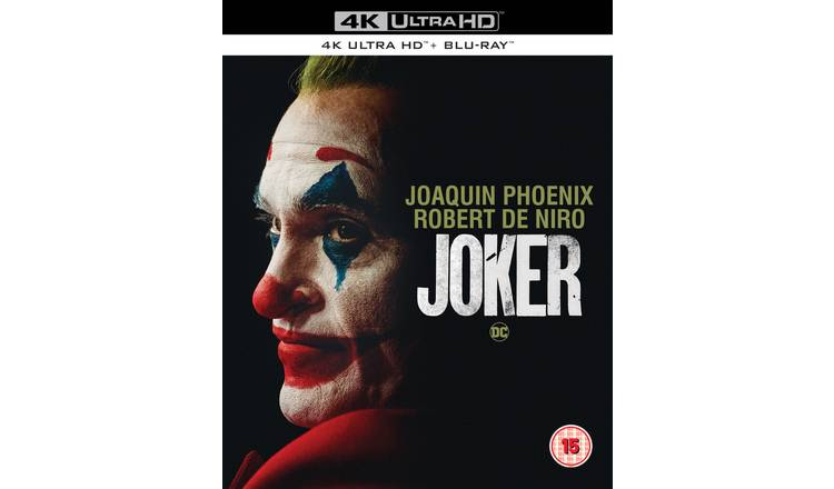 Joker 4K UHD Blu-ray