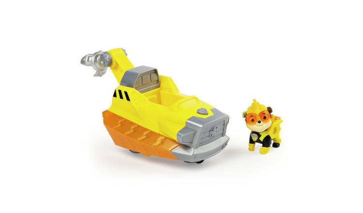 Mighty Pups Charged Up Rubble's Vehicle