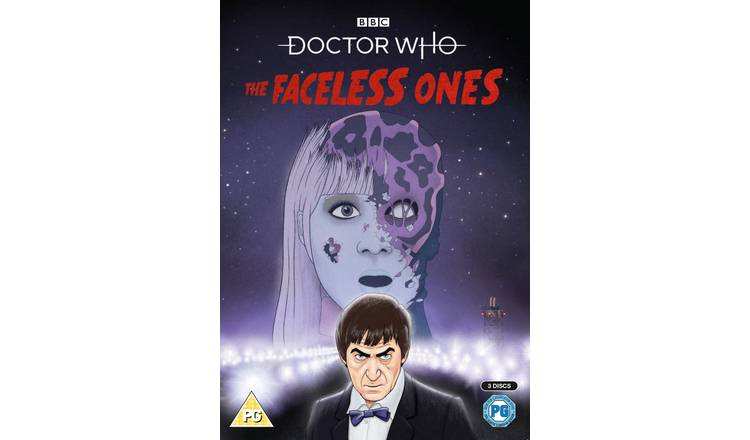 Classic Doctor Who: The Faceless Ones DVD