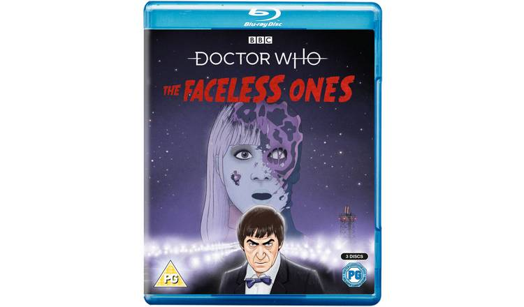 Doctor Who Classics: The Faceless Ones Blu-Ray