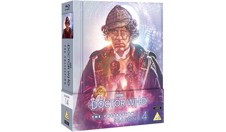 Doctor Who: The Collection Season 14 Blu-ray Box Set