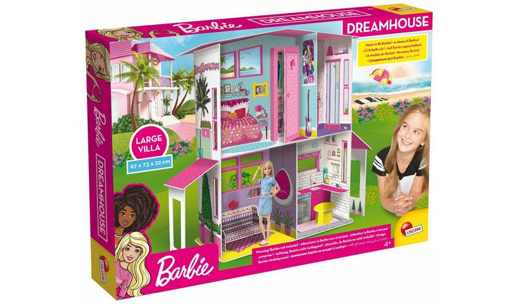 Barbie Villa