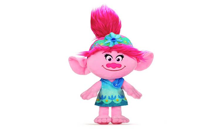 Trolls 2 18inch Soft Toy Poppy