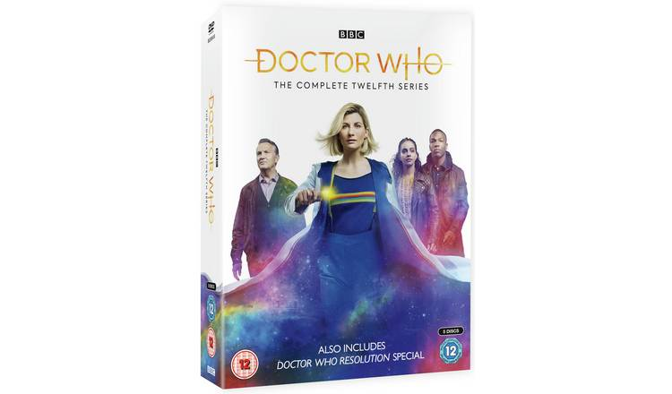 Doctor Who Series 12 DVD Box Set