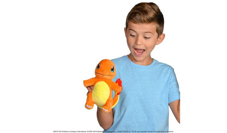 Pokemon 8in Soft Toy Charmander