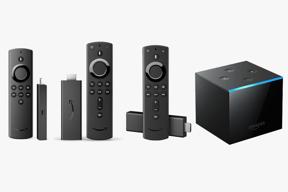 New Amazon Firestick and more.