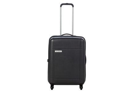 Image of the Go Explore Signature Titanium 4 Wheel Suitcase - Medium.