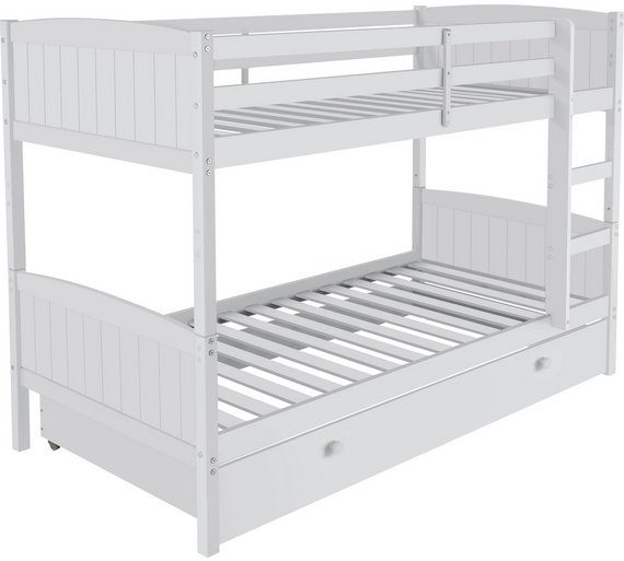 pcok e over co beds bunk full white rcwilley twin bed metal