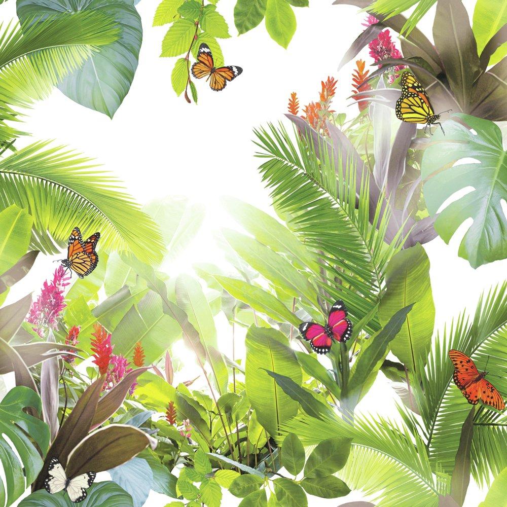 Image of Arthouse Imagine Amazonia Citrus Wallpaper.