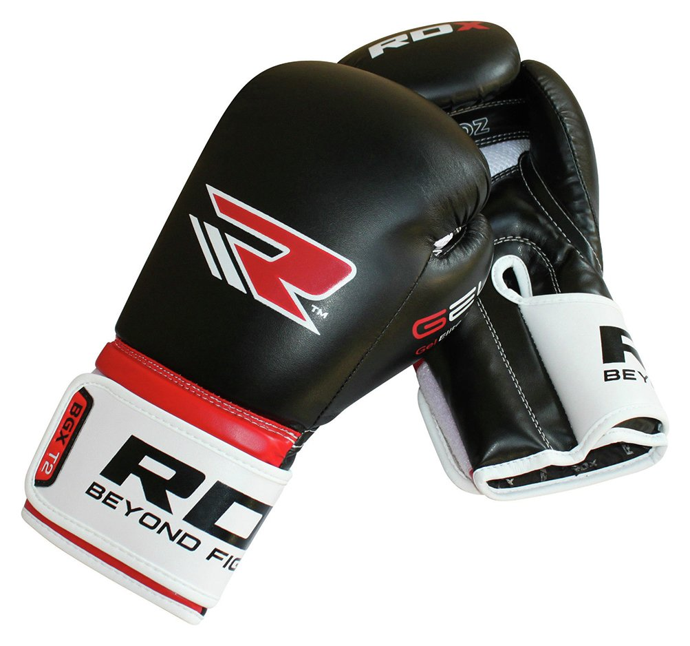 Driving gloves argos - Rdx Atomic Synthetic Leather Boxing Gloves 14oz