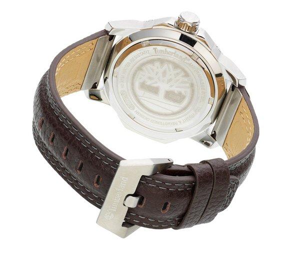 buy timberland men s charlestown silver dial leather strap watch timberland men s charlestown silver dial leather strap watch496 3208