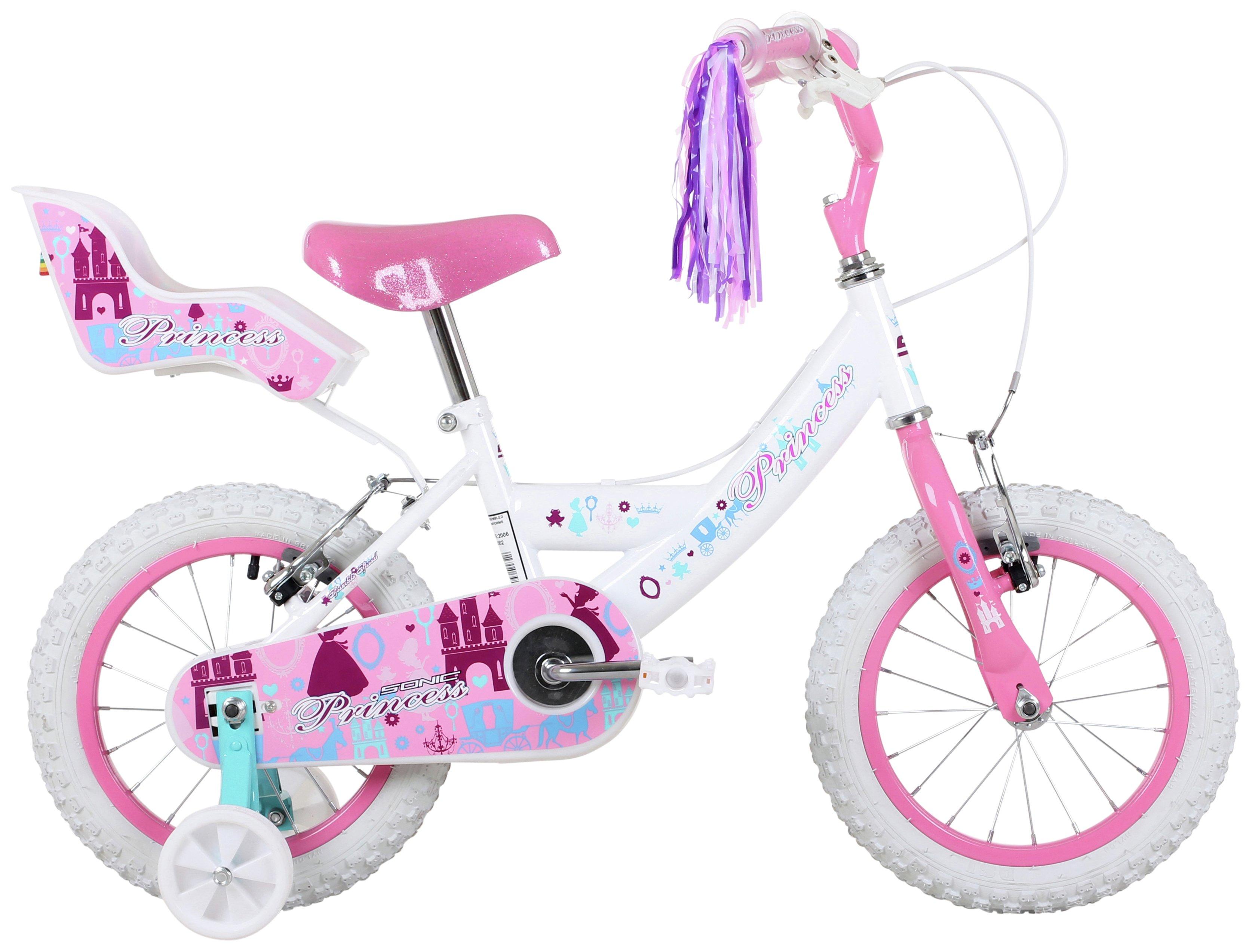 Sonic Princess Single Speed 14 Inch Kids Bike