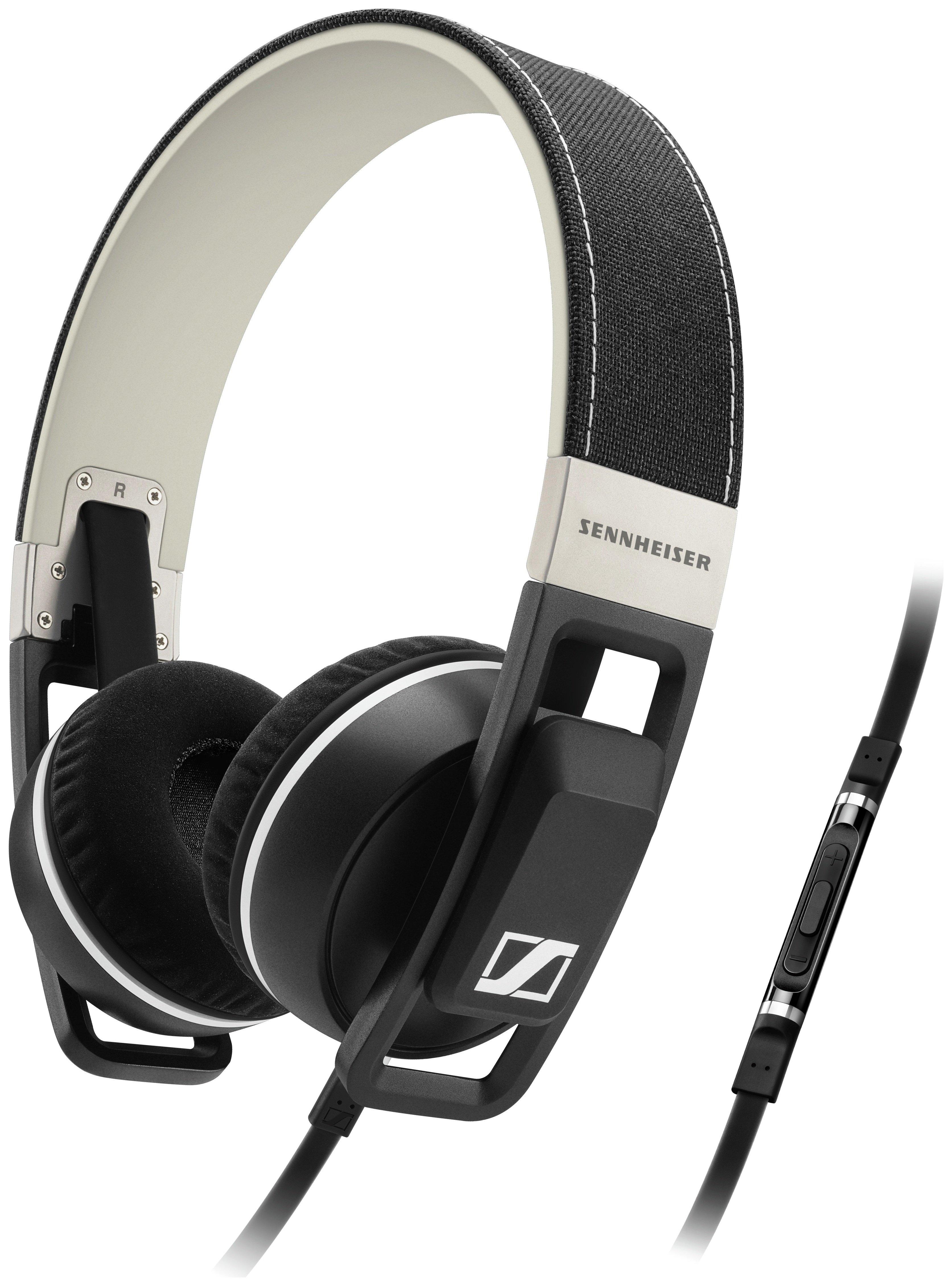 Sennheiser - Urbanite Headphones - Black