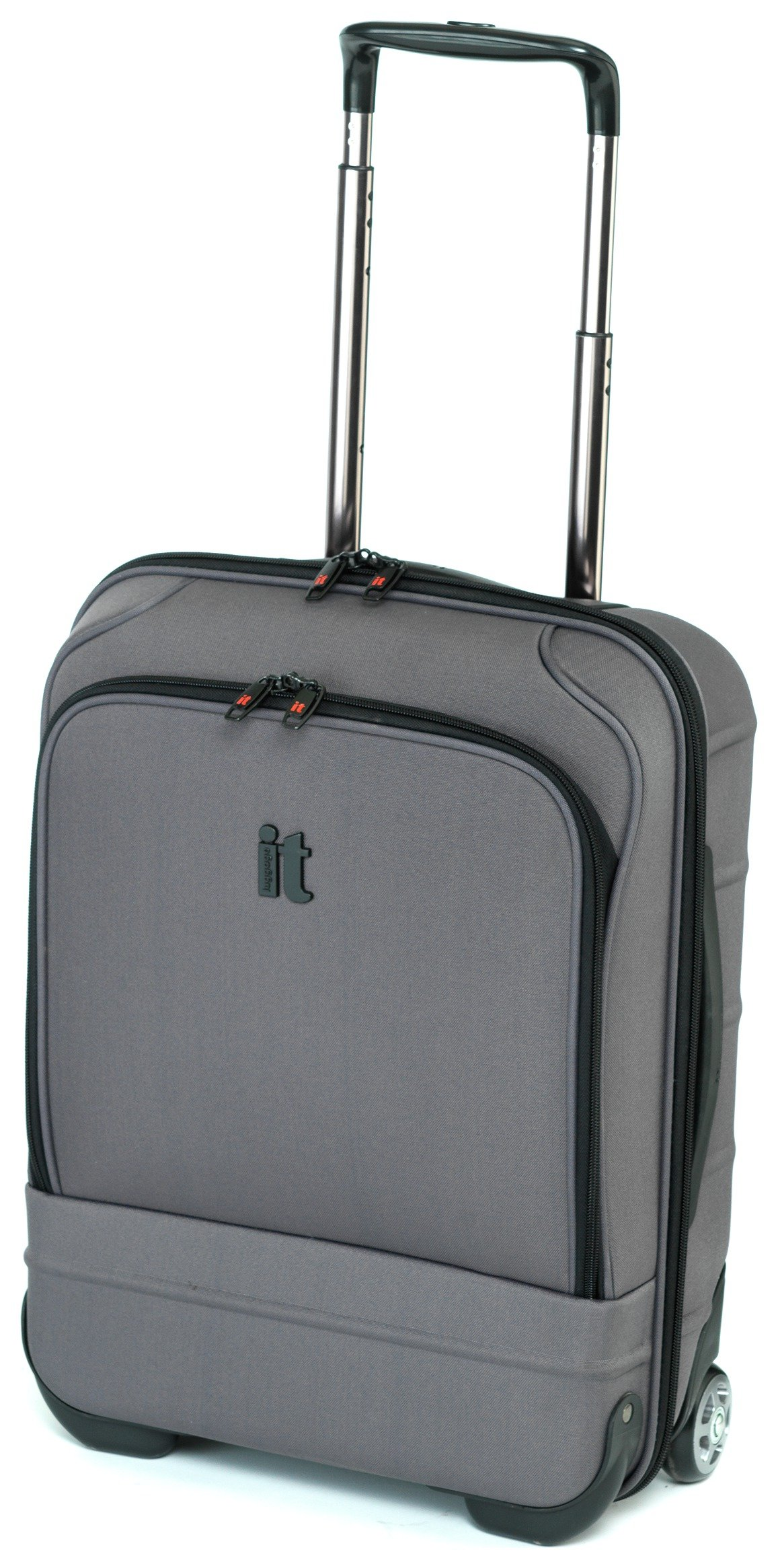 Buy IT Luggage Frameless Cabin Case - Graphite at Argos.co.uk ...