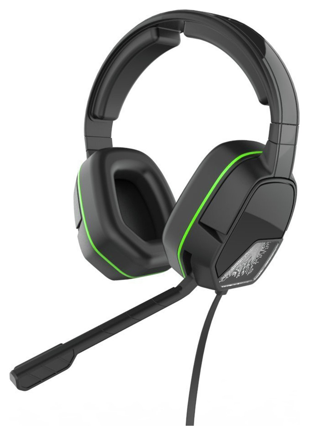 Image of Afterglow LVL 3 Wired Gaming Headset for Xbox One