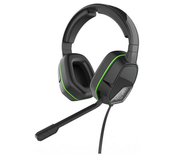 Buy Afterglow LVL 3 Wired Gaming Headset for Xbox One | null | Argos