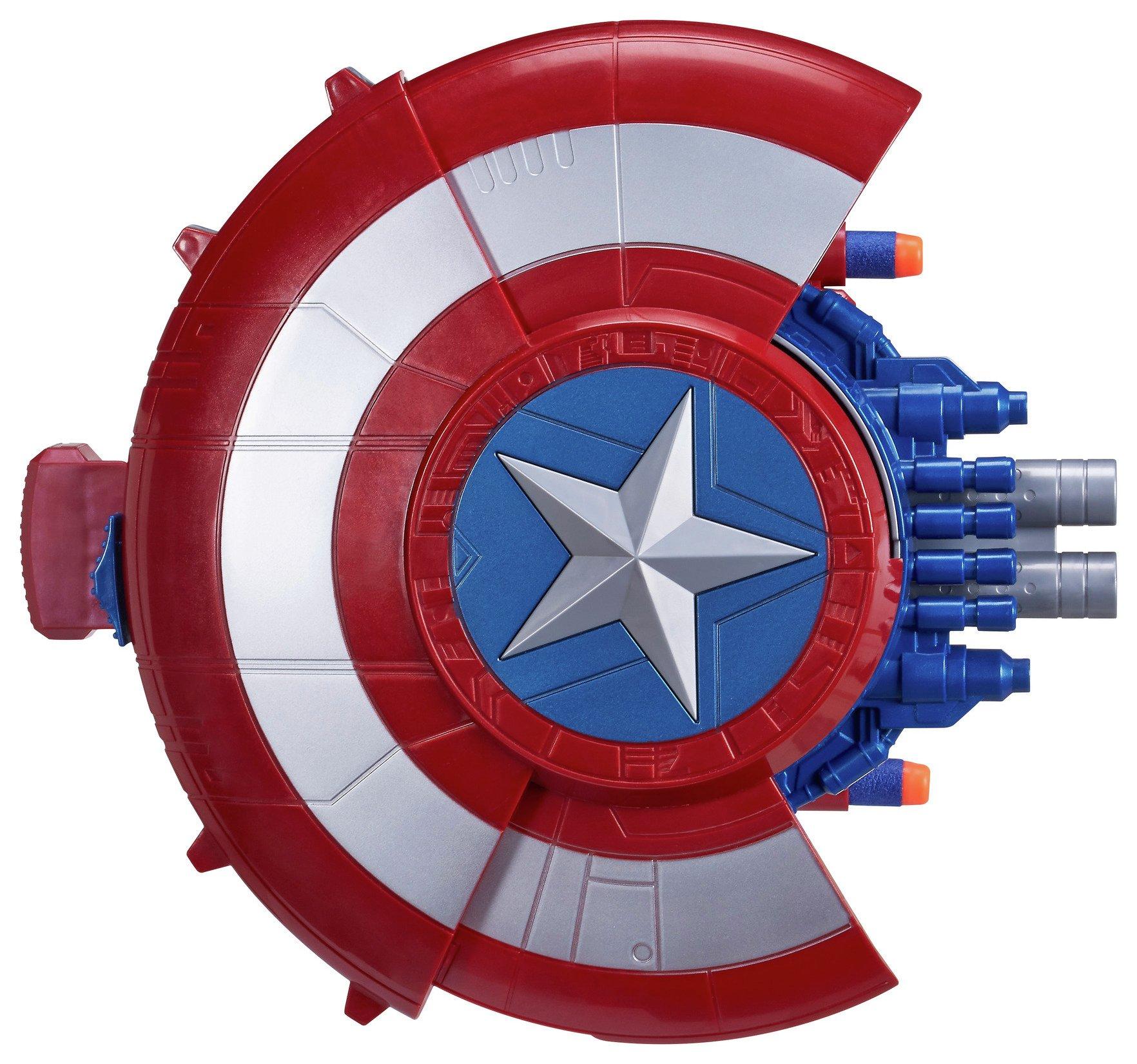 Image of Marvel Captain America: Civil War Blaster Reveal Shield
