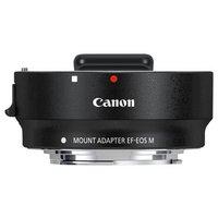 Canon - EF-EOS M Mount Adaptor