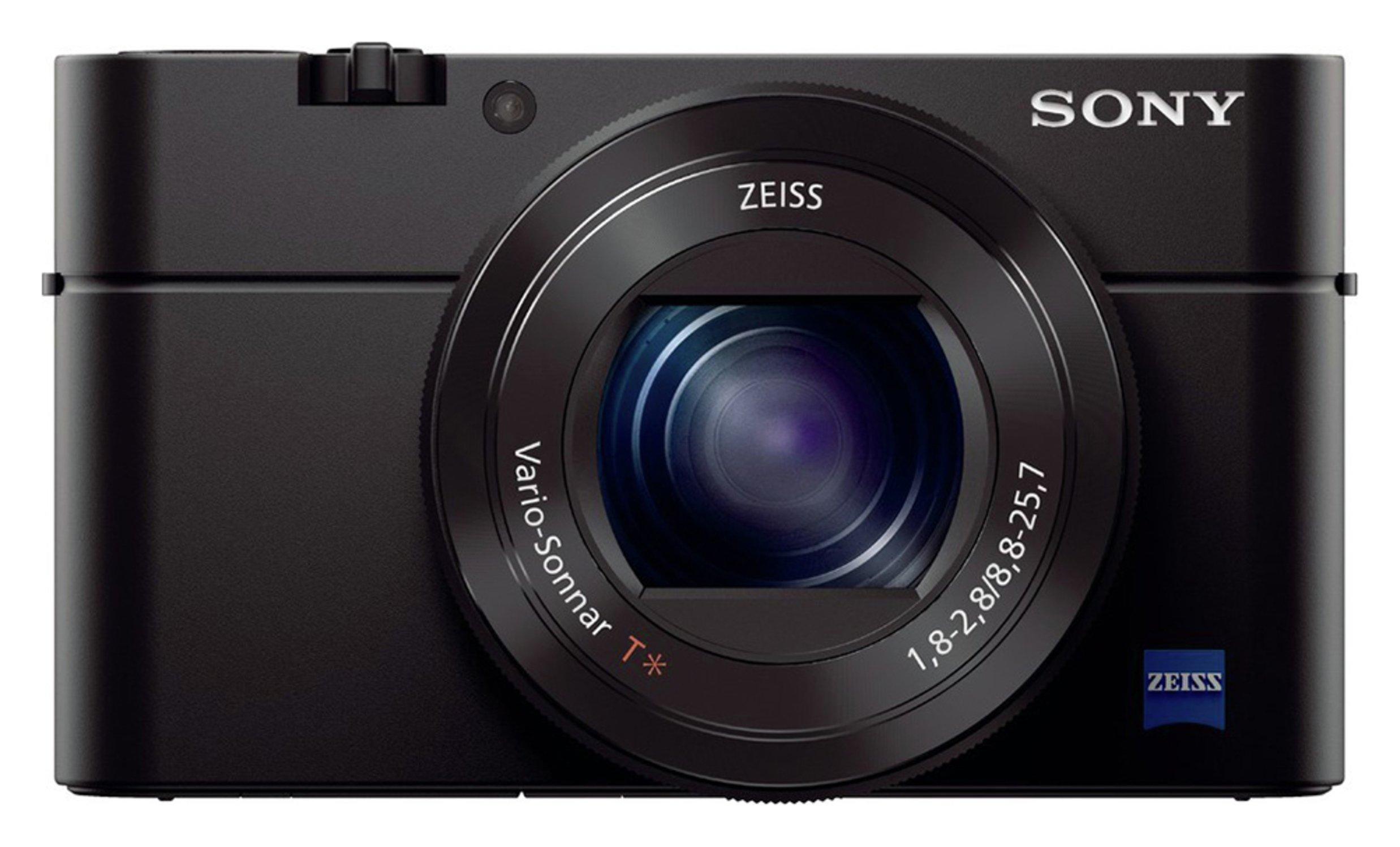 Sony - Cybershot RX100M4 Premium Compact - Digital Camera