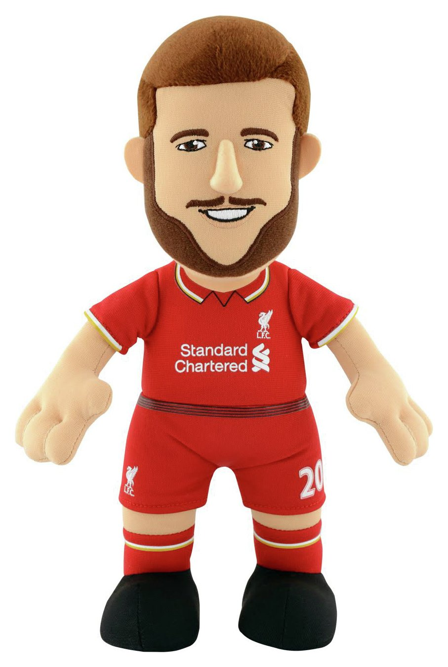 Image of Liverpool FC - Lallana - Creature - Plush Toy