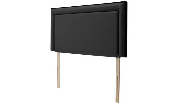 Silentnight Toulouse Superking Headboard - Charcoal