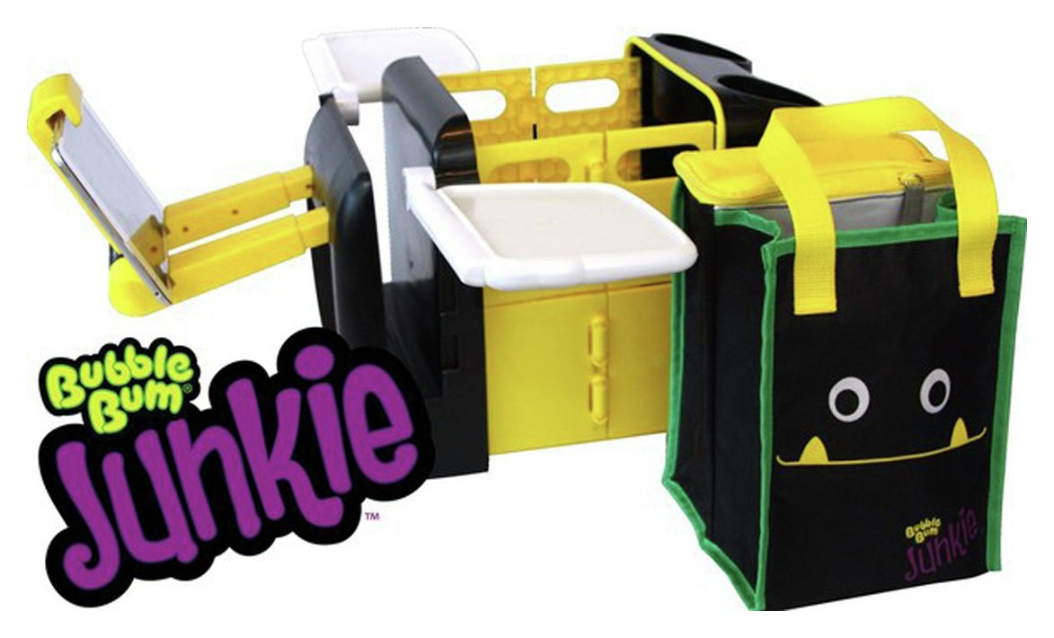 Image of BubbleBum Junkie - Car Seat Organiser