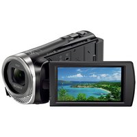 Sony - HDR-CX450 Camcorder - Black