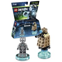 LEGO Dimensions Cyber Man Fun Pack.