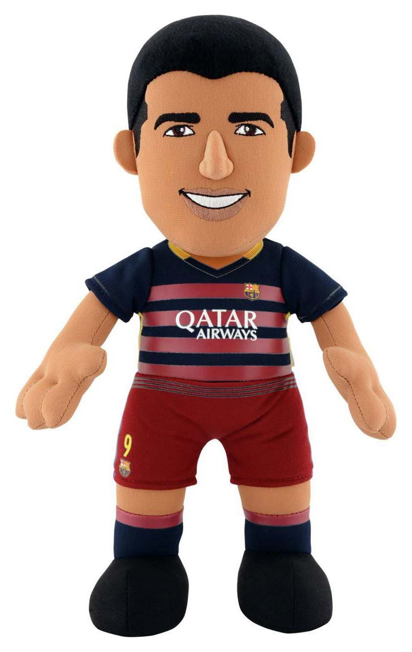 Image of FC Barcelona - Suarez - Creature - Plush Toy