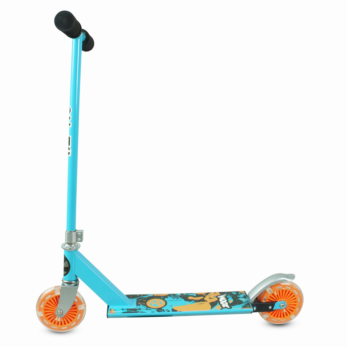Buy Zinc Non Folding Light Up Scooter Scooters Argos