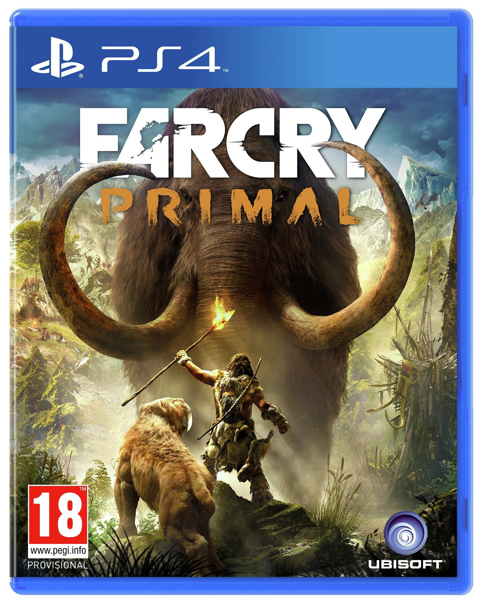 Image of Far Cry - Primal - PS4 Game.