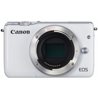 Canon - Digital Camera - EOS M10 Body Only - White